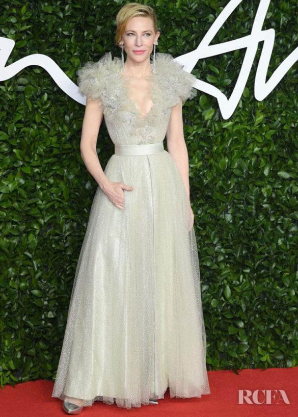 O Estilo da Atriz Cate Blanchett
