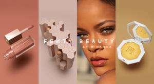 Rihanna Lança Linha de Skincare Fenty Skin