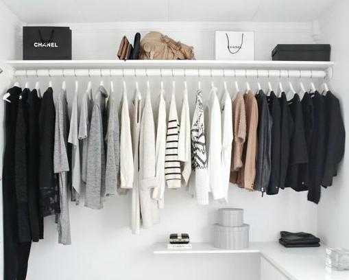 Guarda-Roupa Cápsula É Opção Ideal Para se Vestir Melhor