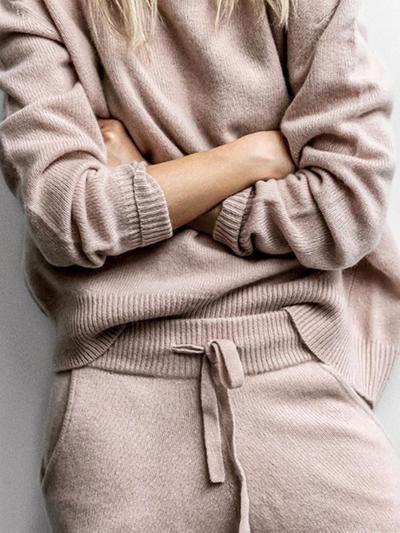 Sugestões de Looks Confortáveis Para Ficar e Trabalhar em Casa