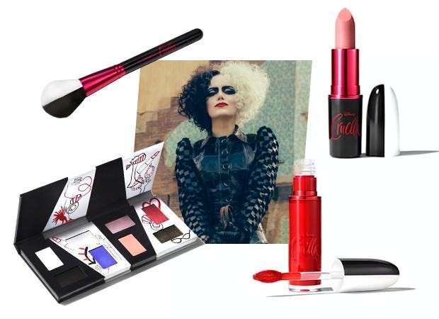MAC Lança Coleção de Maquiagem Cruella