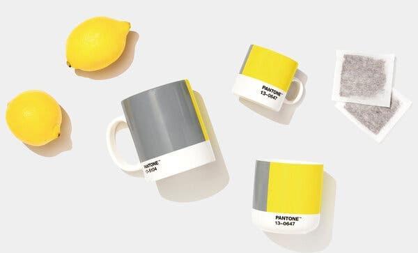 As Cores do Ano 2021 da Pantone São Ultimate Gray e Illuminating