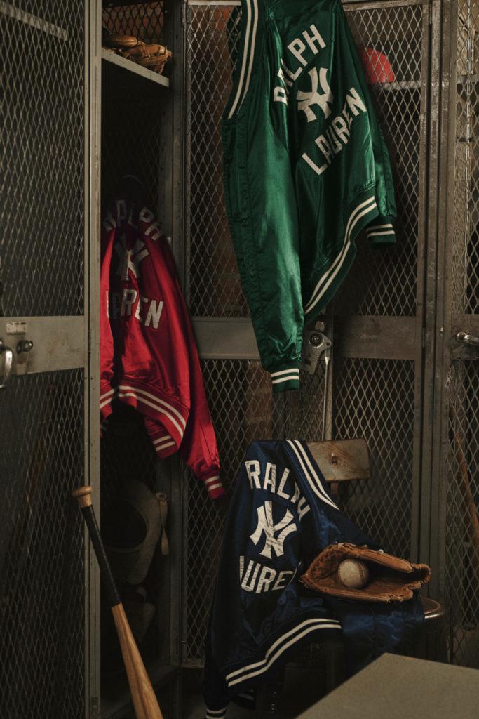 Ralph Lauren Cria Coleção Especial de Baseball