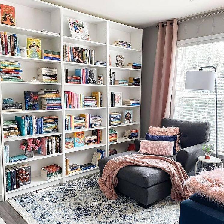 Como Montar Uma Sala de Leitura em Casa
