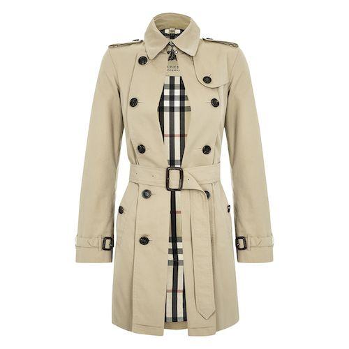 O Classudo Casaco Feminino Trench Coat