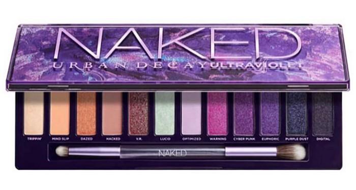 Urban Decay Lança Naked Ultraviolet